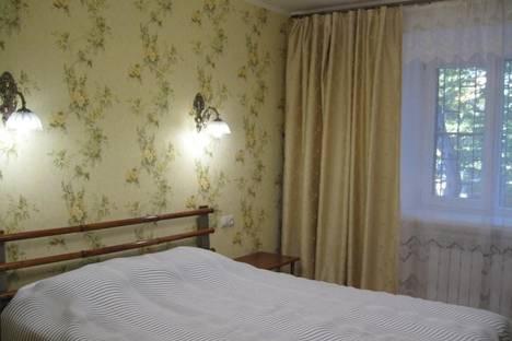 Сдается 2-комнатная квартира посуточно в Железноводске, Ленина 5Е.