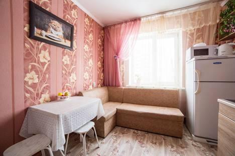Сдается 1-комнатная квартира посуточно в Омске, ул,Конева 14/1.
