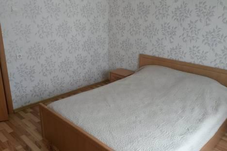 Сдается 2-комнатная квартира посуточно, Пролетарская , д1.