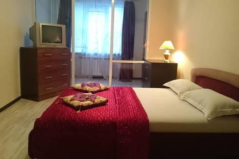 Сдается 2-комнатная квартира посуточнов Вологде, ул. Карла Маркса, 121.