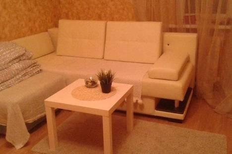 Сдается 1-комнатная квартира посуточнов Казани, Курская, 27.