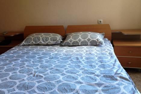 Сдается 1-комнатная квартира посуточно во Владикавказе, ул. Генерала Дзусова, 13.