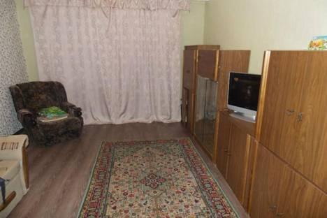 Сдается 1-комнатная квартира посуточно в Ухте, проспект Ленина, 43.