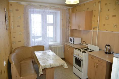 Сдается 1-комнатная квартира посуточнов Губахе, Никонова, 14.