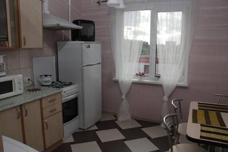 Сдается 2-комнатная квартира посуточно в Новополоцке, ул.Молодежная, 135.