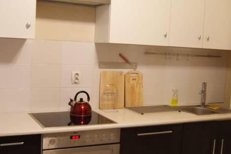 Сдается 1-комнатная квартира посуточно в Чехове, ул. Ильича, 41.