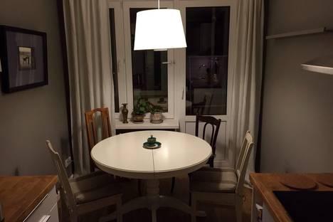 Сдается 1-комнатная квартира посуточно в Зеленограде, Зелен к424А.