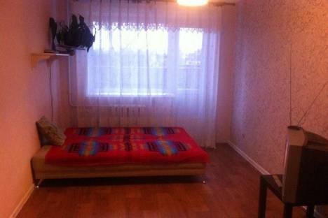 Сдается 1-комнатная квартира посуточно в Пскове, ул. Воеводы Шуйского, 8А.