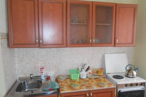 Сдается 1-комнатная квартира посуточно в Комсомольске-на-Амуре, Ленинградская,28.