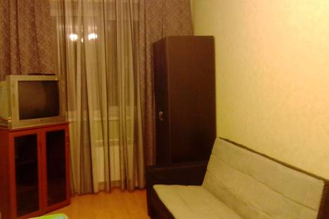 Сдается 1-комнатная квартира посуточно, Аграрная ул., 7Б.