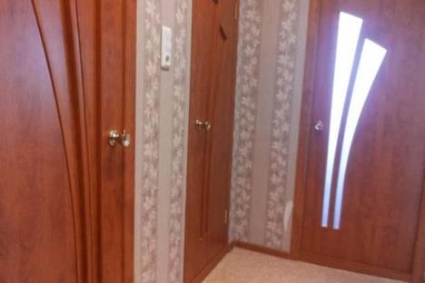 Сдается 1-комнатная квартира посуточнов Тюмени, Заречный проезд, 10.