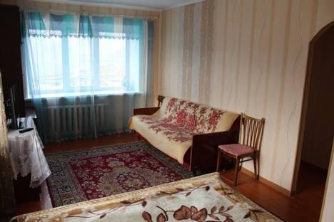 Сдается 1-комнатная квартира посуточно в Кировске, Мира, 14.