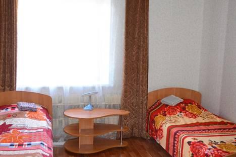 Сдается 2-комнатная квартира посуточно в Рыбинске, ул. Плеханова, 33.