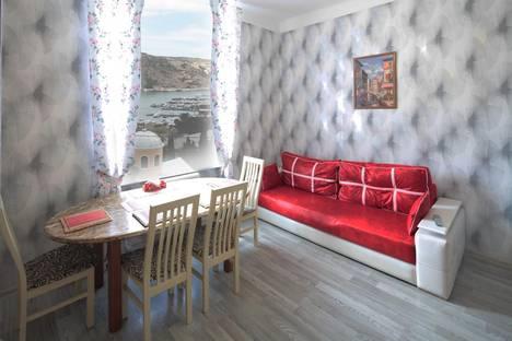 Сдается 2-комнатная квартира посуточно в Балаклаве, ул.Кирова 37.