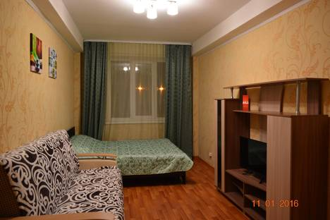 Сдается 1-комнатная квартира посуточно в Перми, ул. Самаркандская, 147.