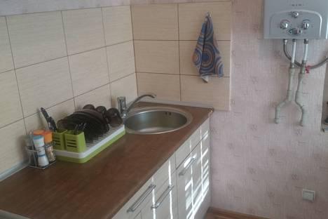Сдается 2-комнатная квартира посуточно в Евпатории, Пр.Ленина 44.