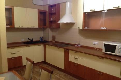 Сдается 1-комнатная квартира посуточнов Уфе, Комсомольская, 15.