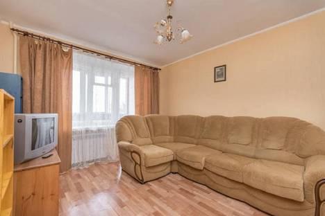 Сдается 1-комнатная квартира посуточно в Казани, ул. Латышских Стрелков, 39.
