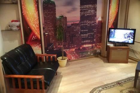 Сдается 2-комнатная квартира посуточно в Прокопьевске, Петренко, 5.