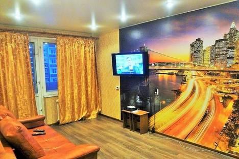 Сдается 1-комнатная квартира посуточно в Костроме, Студенческий проезд, 10а.