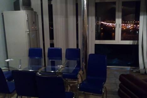 Сдается 2-комнатная квартира посуточнов Воронеже, помяловского 10.