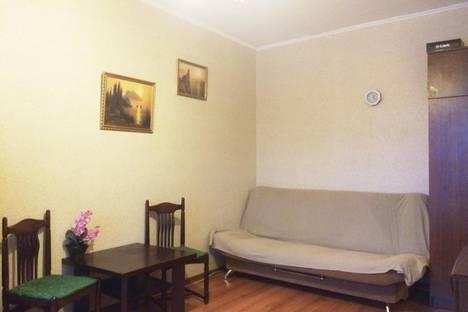 Сдается 1-комнатная квартира посуточнов Санкт-Петербурге, ул. Ткачей, 4.