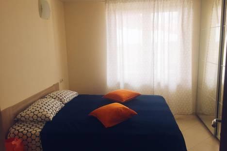Сдается 2-комнатная квартира посуточнов Красной Поляне, Волоколамская, 50.