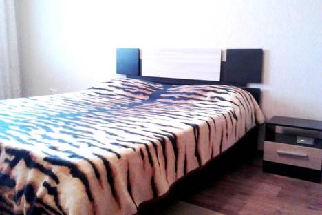 Сдается 1-комнатная квартира посуточно в Кургане, ул. М.Горького, 127.