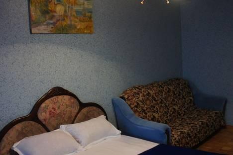 Сдается 1-комнатная квартира посуточно, Новгородский проспект, 164.
