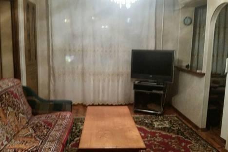 Сдается 3-комнатная квартира посуточно, Воровского 13.