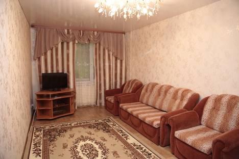 Сдается 2-комнатная квартира посуточно в Новом Уренгое, м-н Восточный 4/6.