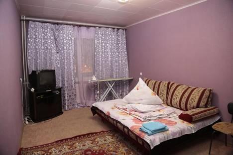 Сдается 1-комнатная квартира посуточнов Новом Уренгое, ленинградский 10 б.