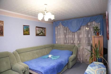 Сдается 1-комнатная квартира посуточнов Новом Уренгое, улю Сибирская 35.