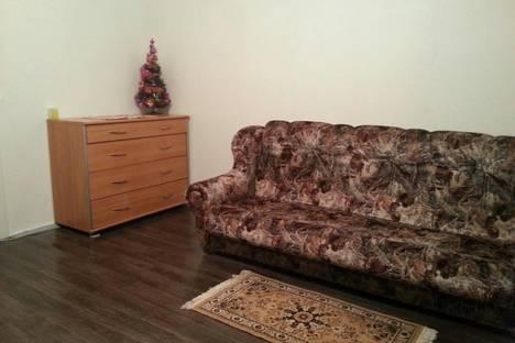 Сдается 1-комнатная квартира посуточнов Новокузнецке, Циолковского,33.