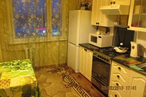 Сдается 1-комнатная квартира посуточнов Елабуге, проспект Хасана Туфана, 8 (2/07).