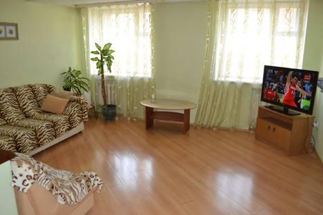 Сдается 2-комнатная квартира посуточнов Томске, проезд Белинского 9.