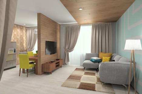 Сдается 1-комнатная квартира посуточно в Омске, ул. Перелёта, 27.