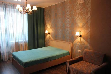 Сдается 1-комнатная квартира посуточнов Вологде, ул. Окружное шоссе, 26.