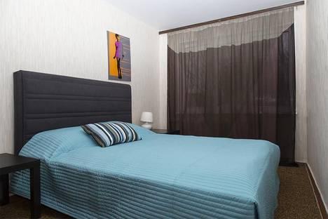 Сдается 2-комнатная квартира посуточнов Екатеринбурге, Мичурина 171.
