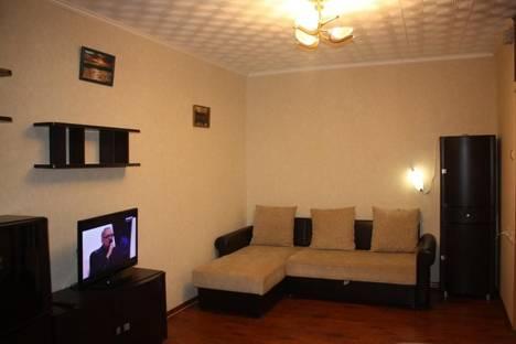Сдается 1-комнатная квартира посуточнов Железнодорожном, ул. Пролетарская, 49.