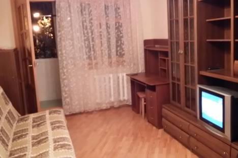 Сдается 1-комнатная квартира посуточно во Владикавказе, ул. Гугкаева, 26/1.