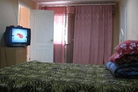 Сдается 2-комнатная квартира посуточно в Улан-Удэ, Гагарина, 39.
