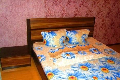 Сдается 1-комнатная квартира посуточнов Оренбурге, Салмышская, 19.