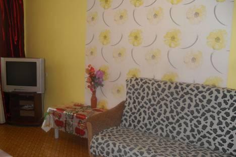 Сдается 2-комнатная квартира посуточно в Твери, ул. Горького д.100.