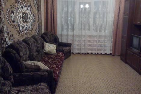 Сдается 3-комнатная квартира посуточно в Саранске, Мичурина 1.