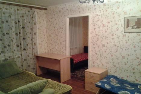Сдается 2-комнатная квартира посуточно в Туле, Л.Толстого,115.