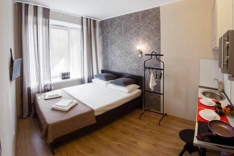 Сдается 1-комнатная квартира посуточнов Екатеринбурге, ул. Гагарина, 37.