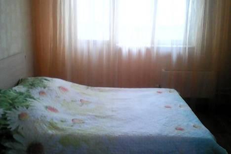 Сдается 2-комнатная квартира посуточно в Люберцах, проспект Победы, 9/20.