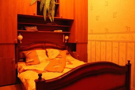 Сдается 2-комнатная квартира посуточно в Брянске, Вяземского 17.
