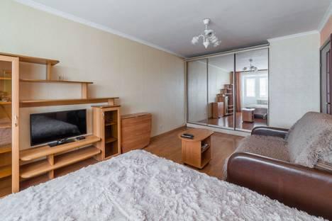 Сдается 1-комнатная квартира посуточнов Ярославле, Ленинградский пр-т, д. 67.